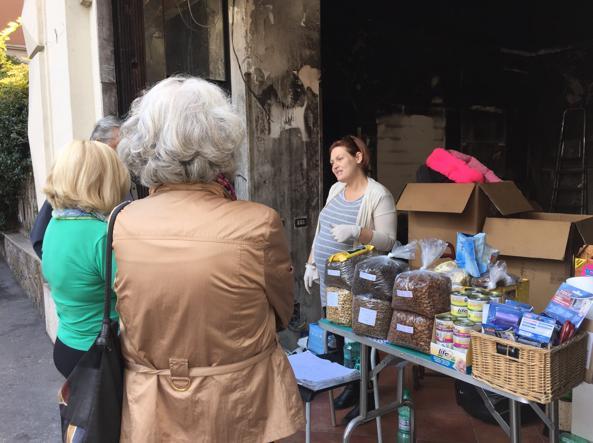 La titolare del negozio di animali bruciato qualche giorno fa al quartiere Trieste