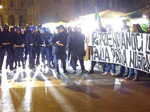 Marcia su Roma: Fn insiste, 28 ottobre saremo all'Eur. Minniti: 'Non l'autorizzeremo'
