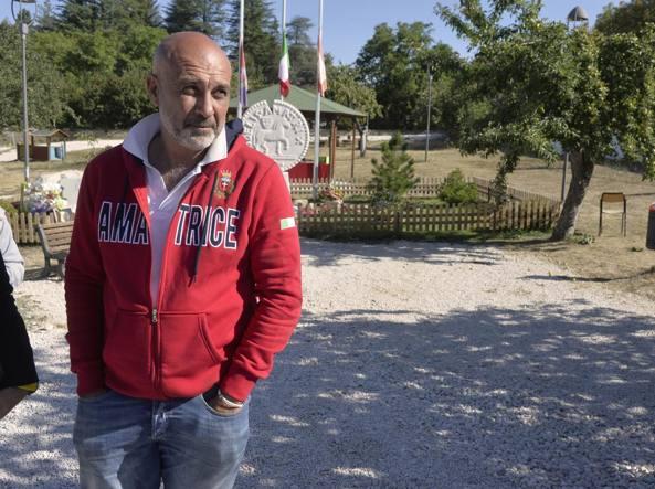 Pirozzi ha ufficializzato la candidatura alla Regione Lazio. Quadrini: