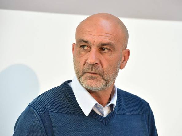 Il sindaco di Amatrice Sergio Pirozzi (Imagoeconomica)