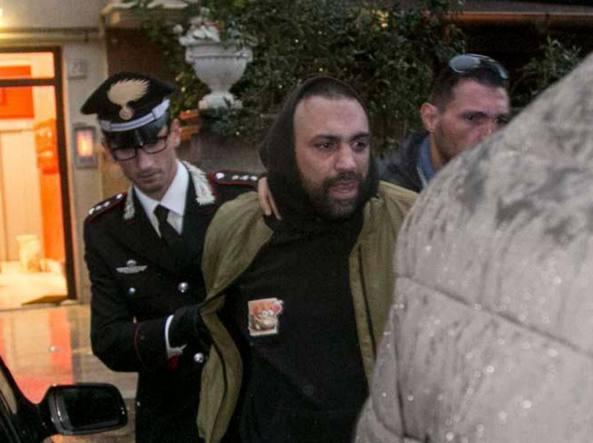 Spada finisce in carcere di massima sicurezza