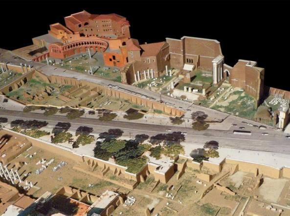 «Foro di Augusto. 2000 anni dopo», progetto-show prodotto da Zètema, ideato e curato da Piero Angela con Paco Lanciano,