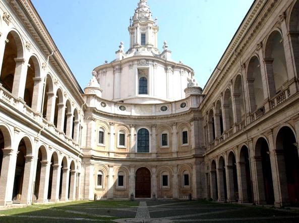 Il complesso di S. Ivo alla Sapienza