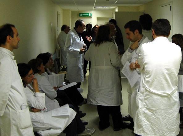 Domani scioperano medici e dirigenti Ssn:
