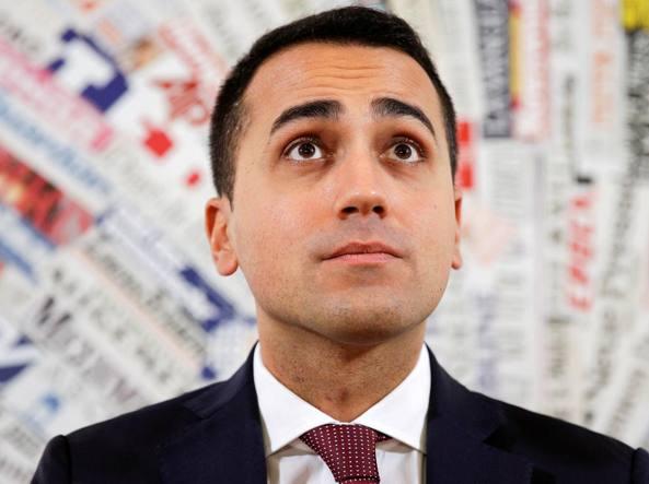 Di Maio, sindaco Fucci si esclude da M5S