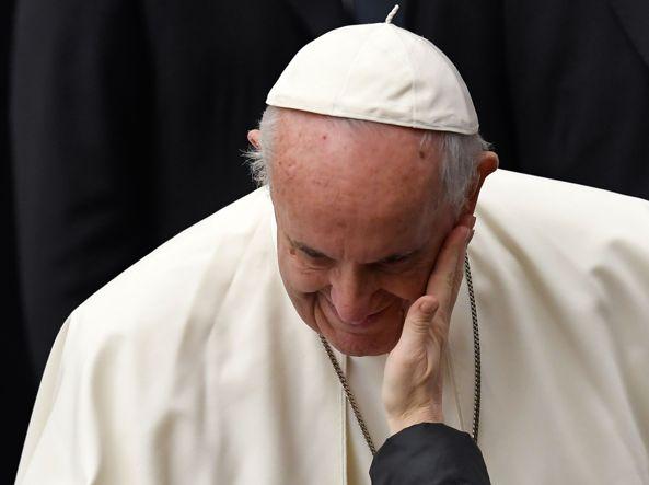 Papa Francesco 81 candeline.