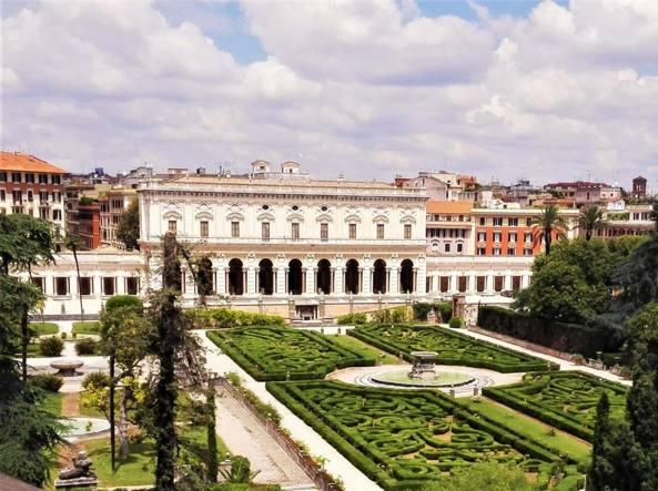 Villa Albani Roma Proprietario
