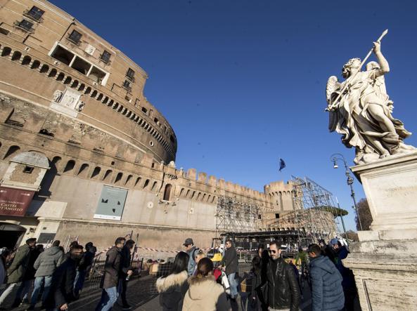 Precipita da muretto sul Lungotevere, morto turista a Roma