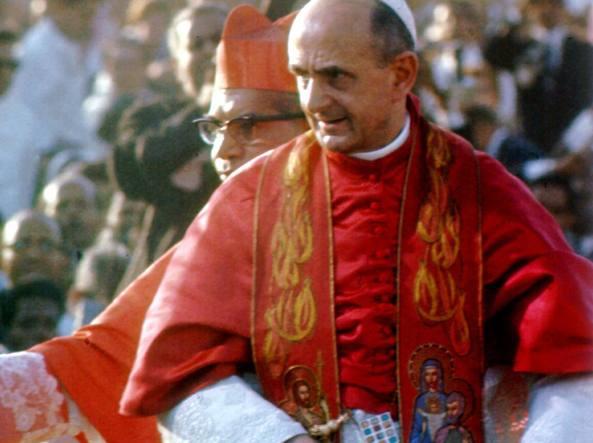 Giovanni Battista Montini sarà santo nel 2018