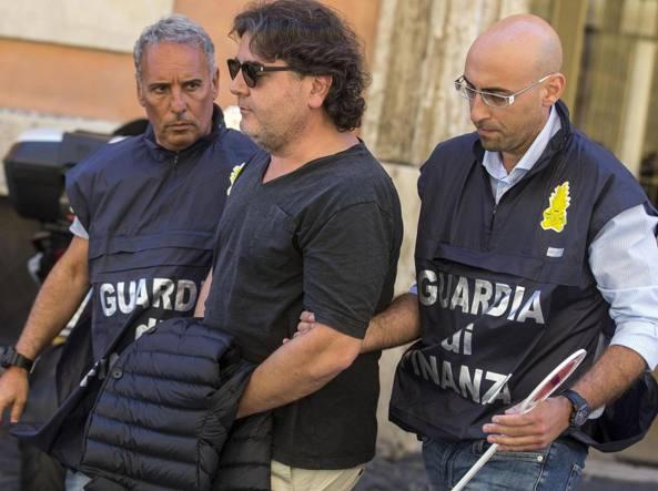 Corruzione, Stefano Ricucci arrestato con il giudice Liberato Lo Conte