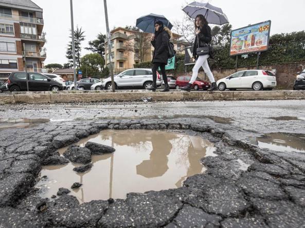 Roma, da #stradenuove a strade chiuse?