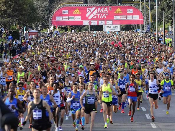 Roma-Ostia, torna domani la mezza maratona