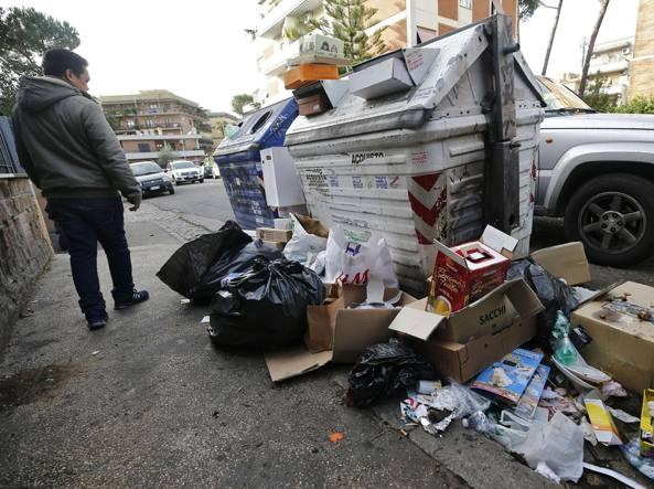 Roma. Diminuisce tariffa rifiuti Ta.Ri