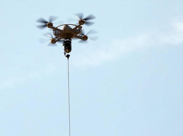Fa volare drone su ambasciata Usa, dall'hotel Excelsior. Denunciato americano