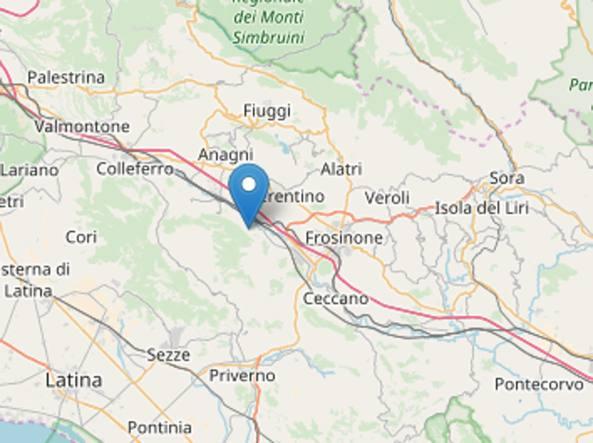 Terremoto: forte scossa a Brindisi