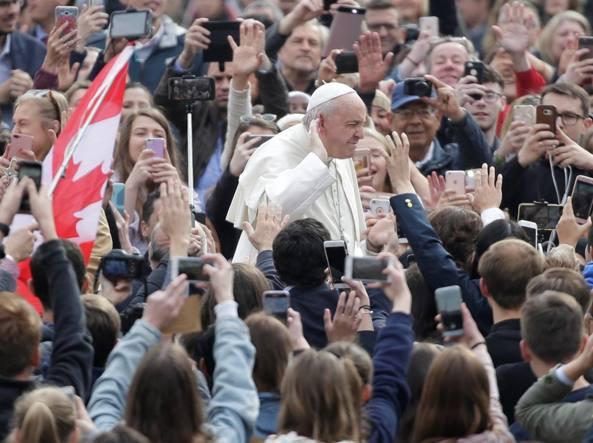 Papa Francesco contro i mafiosi: