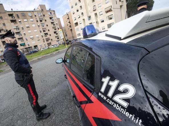 Tor Bella Monaca, blitz anti-droga dei carabinieri: 7 arresti