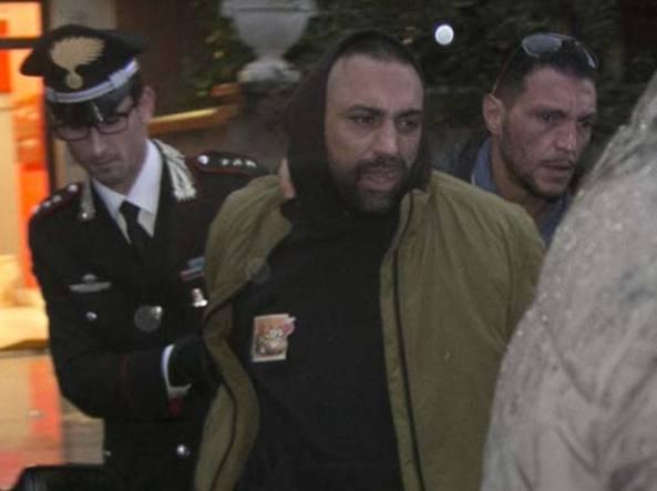 A Roma la prima udienza del processo a Roberto Spada